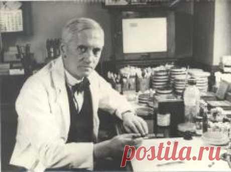 Сегодня 06 августа в 1881 году родился(ась) Александр Флеминг