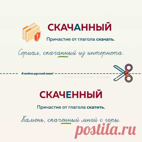 Я люблю русский язык