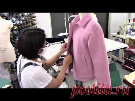 How to sew a Bal Collar Jacket (Blazer)