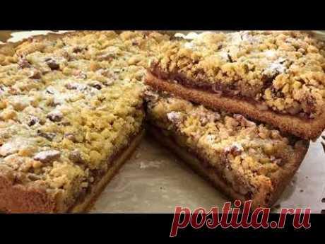 Рассыпчатый пирог   Grated pie   Փխրուն՝ թխվածք