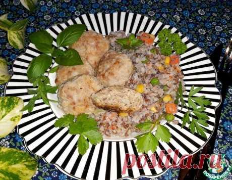 Котлеты из мясного фарша с капустой – кулинарный рецепт