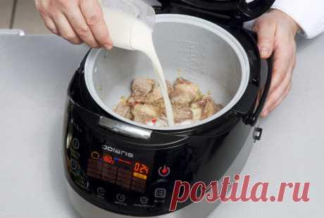 Рецепт: Суп харчо в мультиварке | Polaris - о еде и гаджетах | Яндекс Дзен