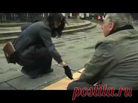 Трогательный ролик о силе слова - Социальная реклама