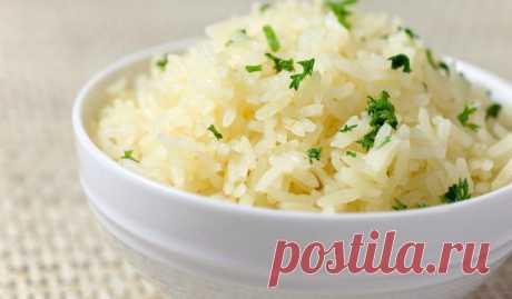 Как правильно варить рис | Женский журнал ХОЧУ
