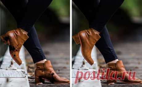 Сапожник рассказал, что делать, чтобы обувь всегда выглядела как новая