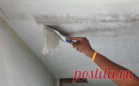 Заделка швов между плитами перекрытия: два способа избавиться от