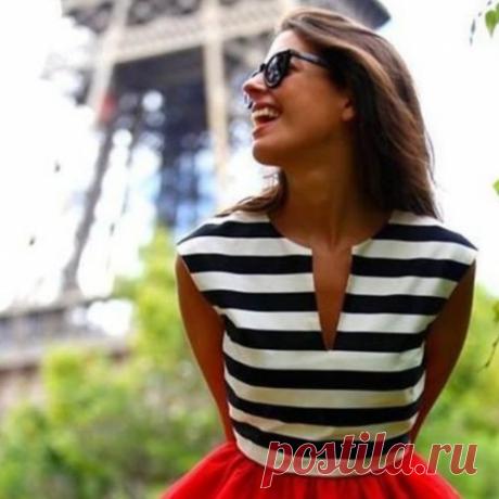 8 секретов стиля парижанок