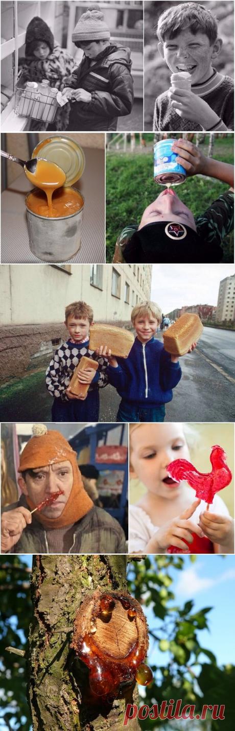 23 вкусности времен СССР | В темпі життя