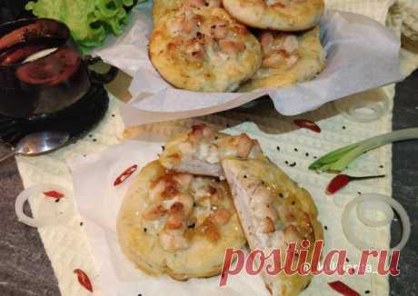 (13) Мясные ватрушки - пошаговый рецепт с фото. Автор рецепта Маргарита Сорокина 🌳 ✈️ . - Cookpad