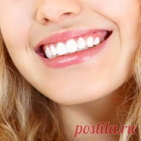 Una cuchara en ayunas, 10 minutos... ¡No creo que todavía hace un año los dientes eran mi maldición! ¡Es la magia de dientes!
