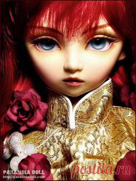 Paranoia Dolls - авторские куклы Kai Hara: фотографии, можно ли купить