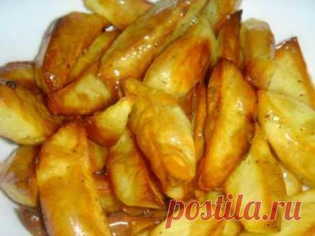 Картофель по архиерейски   vkusnyymir