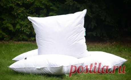 Время выбивать подушки Подушки и одеяла необходимо чистить хотя бы 1-2 раза в год. Наступление... Читай дальше на сайте. Жми подробнее ➡