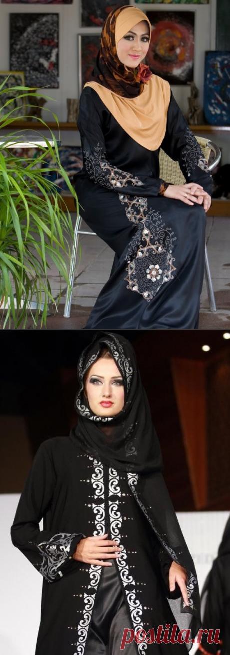 احدث صيحة في موضة عبايات 2020 , عبايات أنيقة موضة 2020 بالصور , abaya fashion 2020