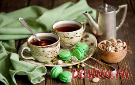 5 идей, с чем выпить чаю, чтобы удвоить его пользу