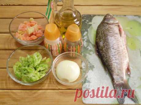 Как правильно подготовить и разделать рыбу перед жаркой :: Продукты питания :: Продукты питания