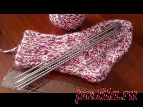 Детские носочки на 1 год