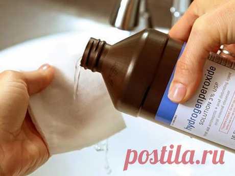 У перекиси водорода нашли потрясающее свойство! Неожиданно для ученых… Загрузка... Это недорогое, но высокоэффективное средство должно быть в аптечке у каждого Пероксид водорода считается абсолютно безопасным и натуральным антисептиком. Это недорогое, но высокоэффективное средство должно быть в...