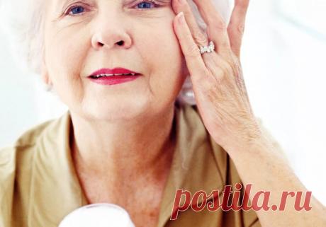 Как скрыть глубокие морщины женщине после 60 | Немного за 60 | Яндекс Дзен