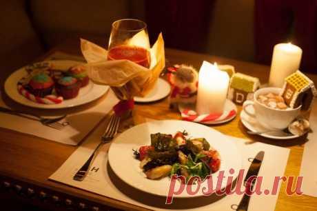 Советы как правильно ужинать / Будьте здоровы