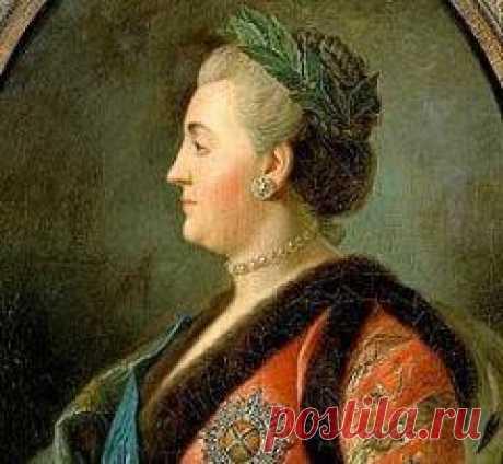 Сегодня 02 мая в 1729 году родился(ась) Екатерина II-БИОГРАФИЯ