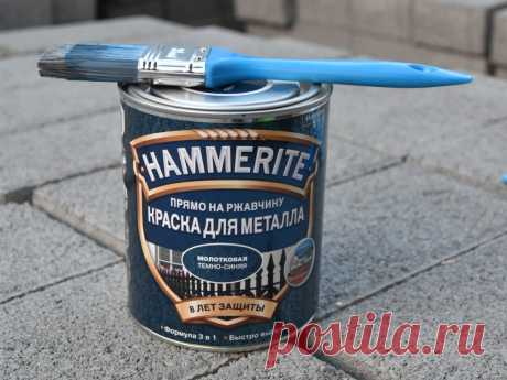 Финский мастер рассказал, как красить металл по ржавчине, чтобы не перекрашивать каждый год | Стеклянная сказка | Яндекс Дзен