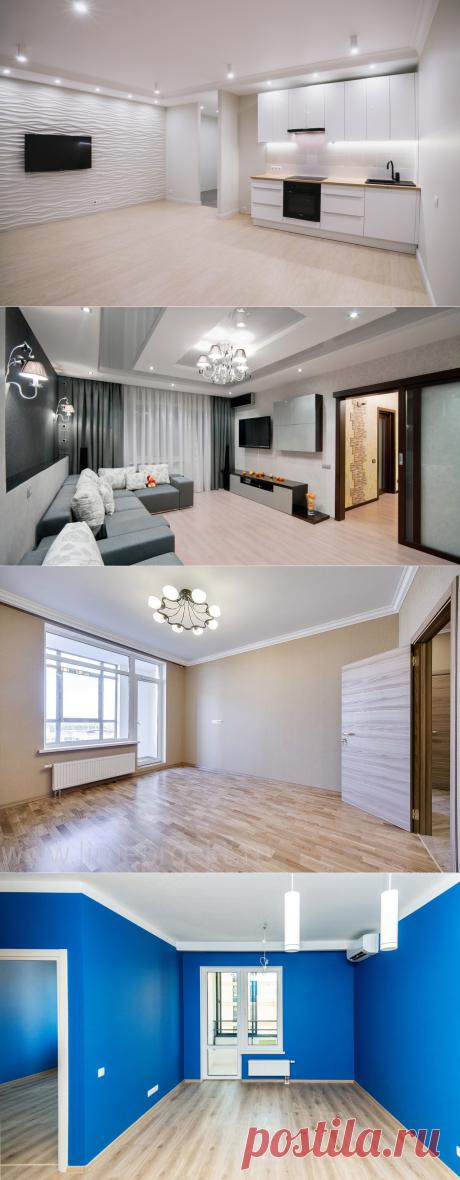 Заказать ремонт квартиры под ключ - Ремонт квартир под ключ недорого Москва