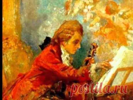 Концерт для фортепиано № 23, Адажио,  Вольфганг Амадей Моцарт