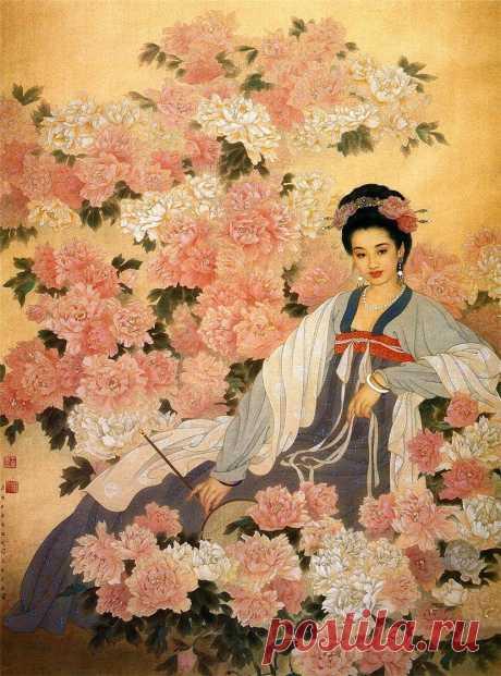 Wang Mei Fang и Zhao Guo Jing