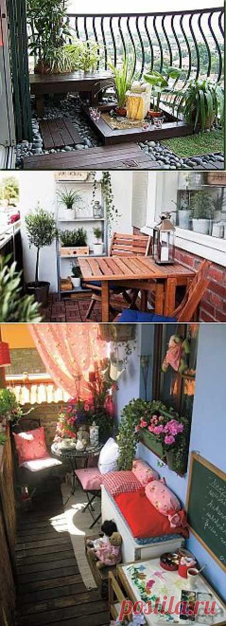 Красивые балконы на Одноклассниках (более 100 фото)