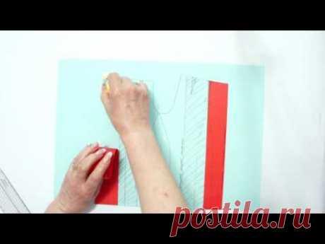 Skirt trousers transformer part 2 - Svetlana Poyarkova