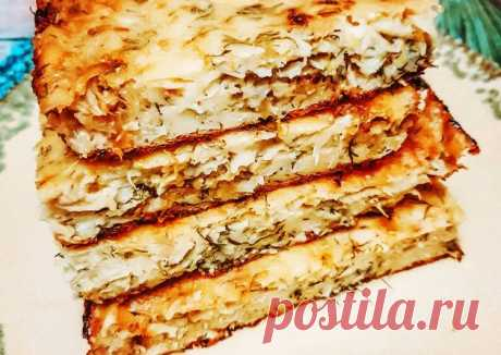 (3) Капустный заливной пирог - пошаговый рецепт с фото. Автор рецепта Юлия . - Cookpad