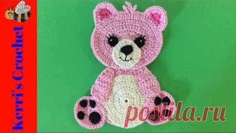 Crochet Teddy Bear Tutorial