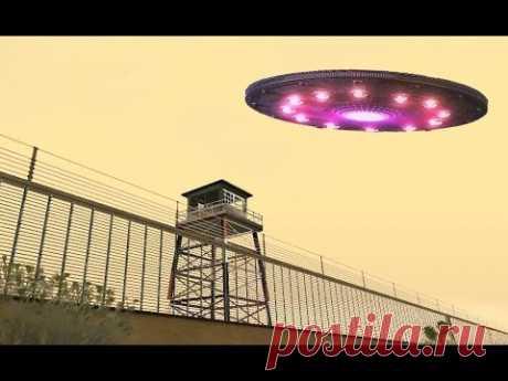 Офицер секретной базы рассказал о работе с пришельцами и сбитыми НЛО - YouTube