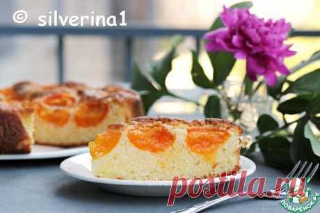 Абрикосовый пирог Кулинарный рецепт