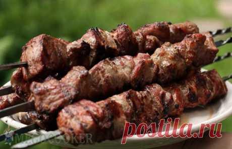 Шашлык из свиной вырезки, фото рецепт — MEGOCOOKER