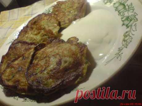 оладьи кабачковые с ржаной мукой рецепт с фотографиями