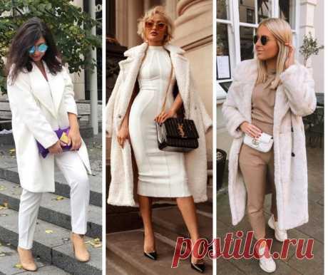 Белое пальто 2020 — чистота, невинность и благородство (+16 фотоидей) – В РИТМЕ ЖИЗНИ