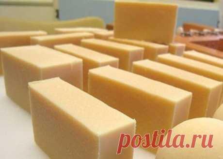 Нежное и ароматное мыло из хозяйственного — Делимся советами