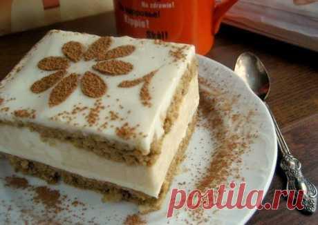 Шустрый повар.: Пирожное «Кофейные облака»