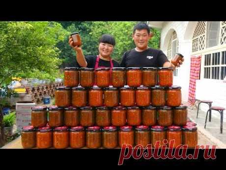 приготовить томатный соус сегодня так просто и год не испортится