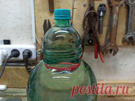 Полезная модернизация стеклянной банки, при помощи обычной пластиковой бутылки | Сделай Самоделку | Яндекс Дзен