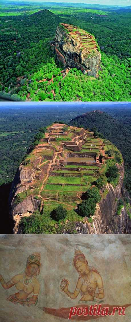 (+1) a subject - Mysterious Sigiriya | Useless notes