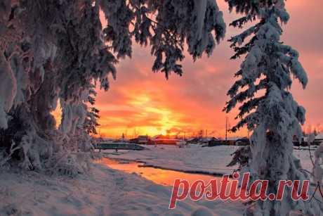 Казачинско-Ленский район, Иркутская область. Автор фото: Aлександр Алабушев. Добрых снов и приятных выходных!