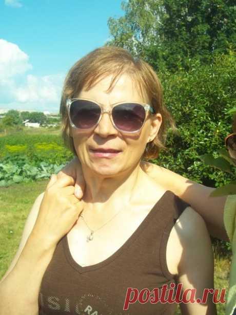 Ольга Чагочкина
