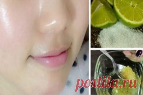 Узнайте как использовать лимонный сок для удаления пятен с лица и обрести самую яркую кожу!