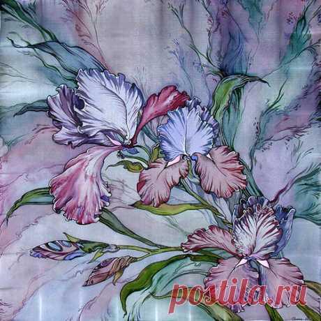 Batik world by Mary Kaminskaya - Beauty will save Batik world by Mary Kaminskaya, Russian artist, applied art, Maria Kaminskaya, Rostov- on-Don, designer, Batik painting on silk, philologist