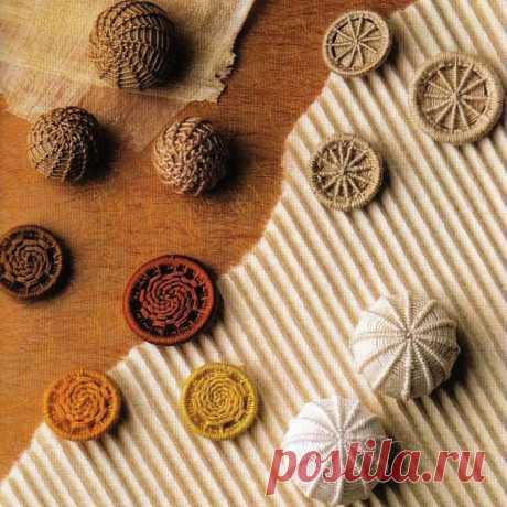 Знаменитые Dorset buttons: история, применение, технологии изготовления | Журнал Ярмарки Мастеров