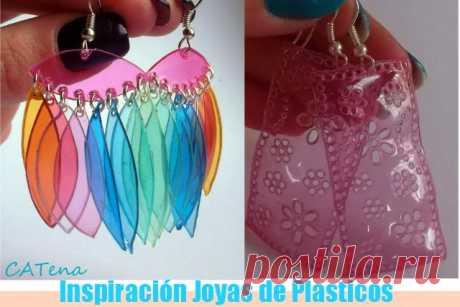 Joyas de Plastico Inspiracion para Proyectos - enrHedando