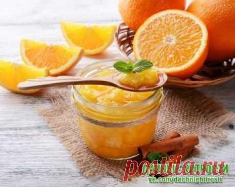 Варенье из груши и апельсина «Неженка» Зимой особенно хорошо для иммунитета! Ингредиенты: мед – 165 гр, сахар – 200 гр, лимонный сок – 2 ст. ложки, гвоздика – 6 шт., груши твердые — 1 кг, апельсины маленькие – 4 шт., лимон нарезанный кружочками – 1 шт...